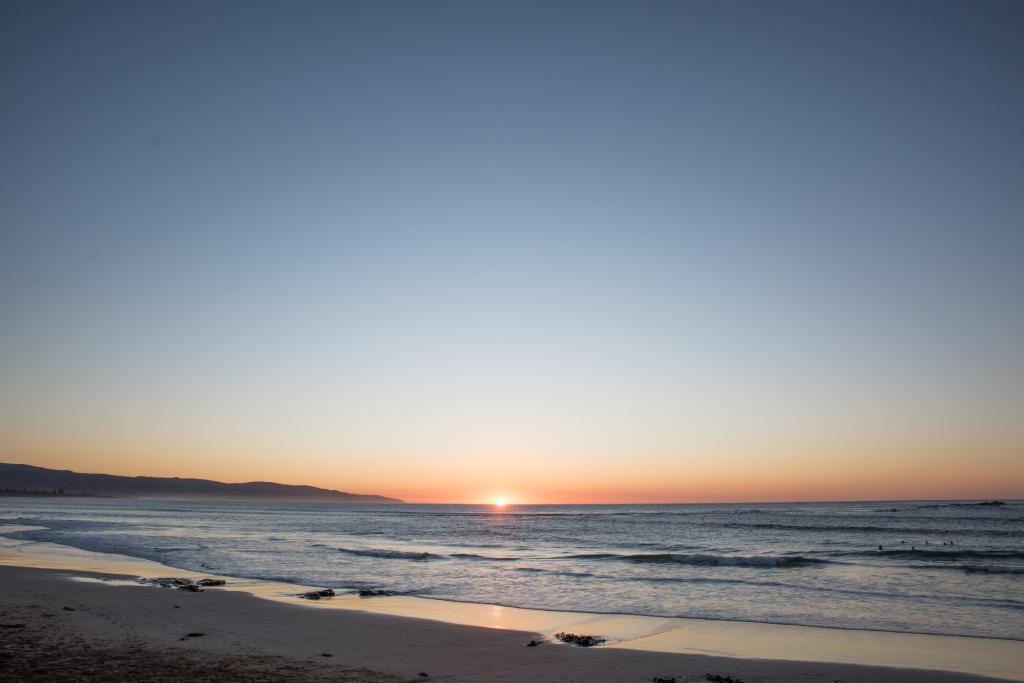 Marengo plonkers at sunrise