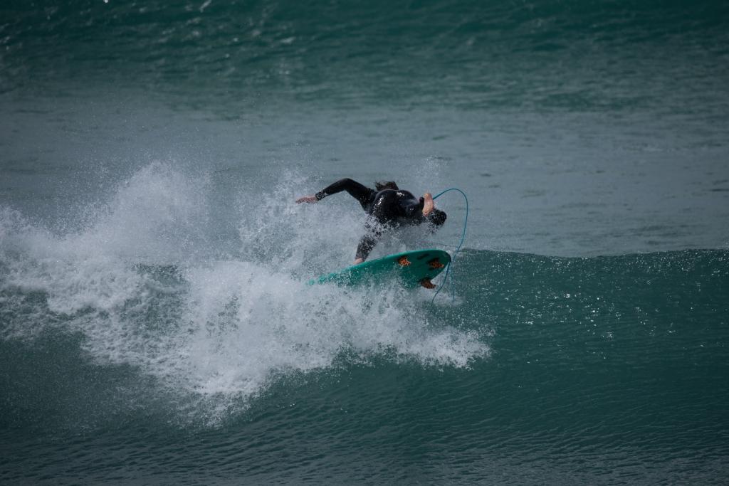 Surfer at Marengo