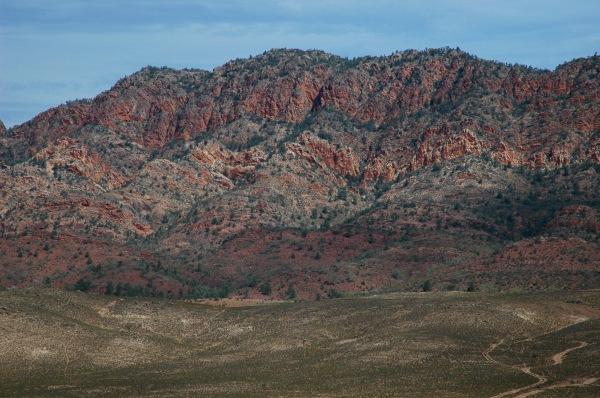 Flinders Ranges scenery